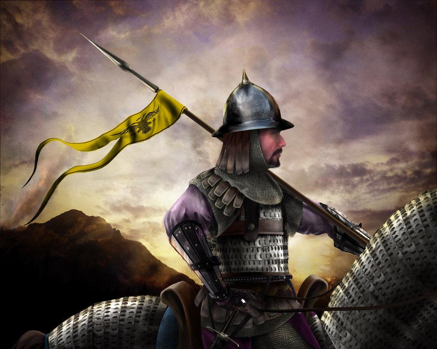 Byzantine Cavalry