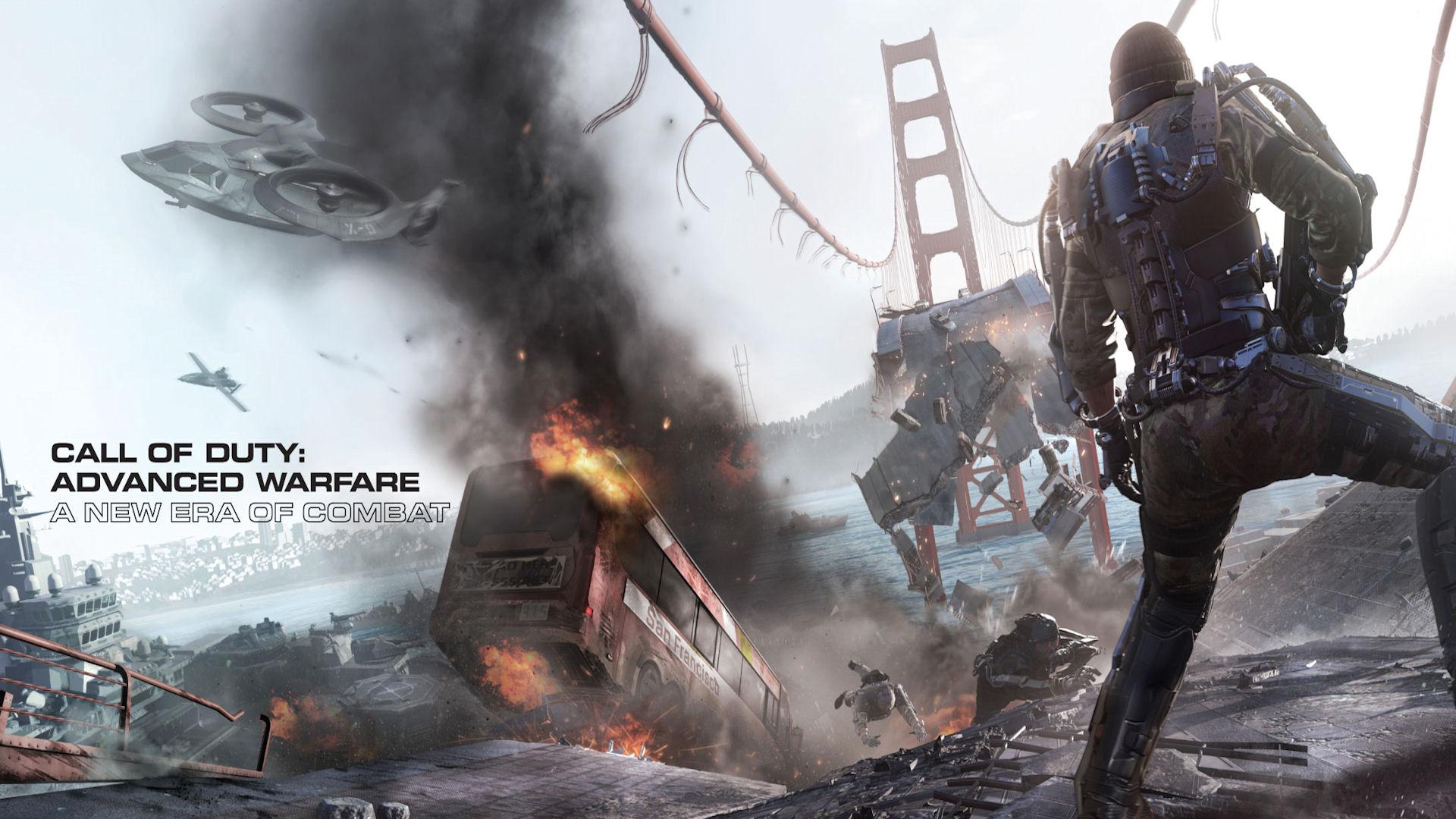 Call Of Duty Advanced Warfare Wallpaper Bridge Image Armies Of