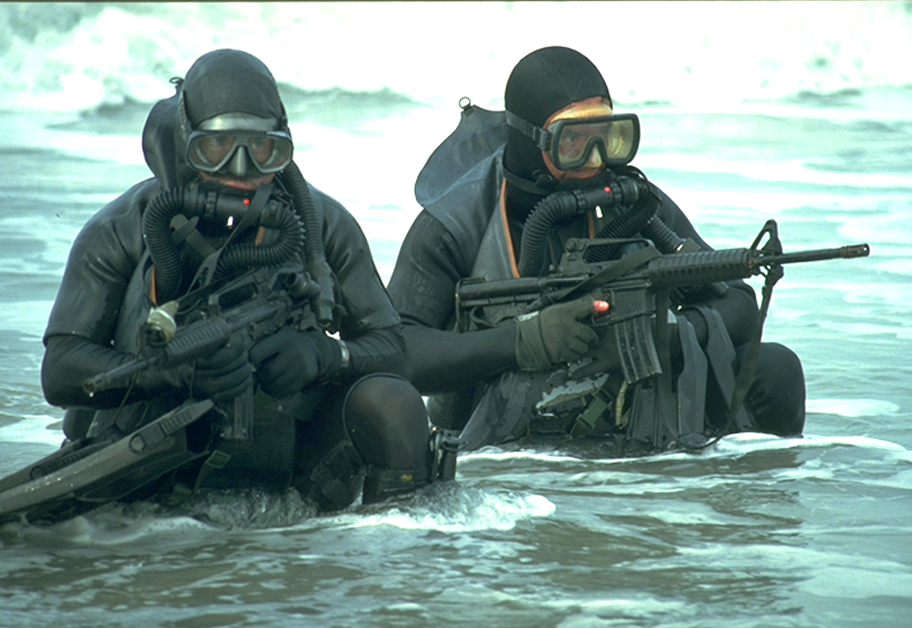 Navy Seal Team 6 - osama was no match image - Armies of the World