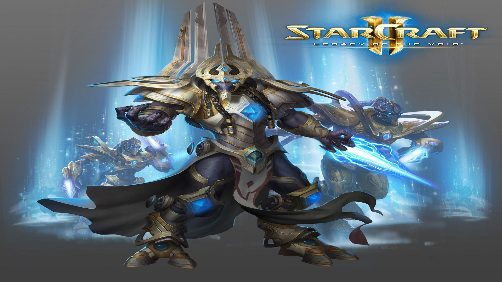 Starcraft 2 Legacy Of The Void Wallpaper Pic Image Armies Of