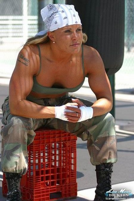 Us army girl photos