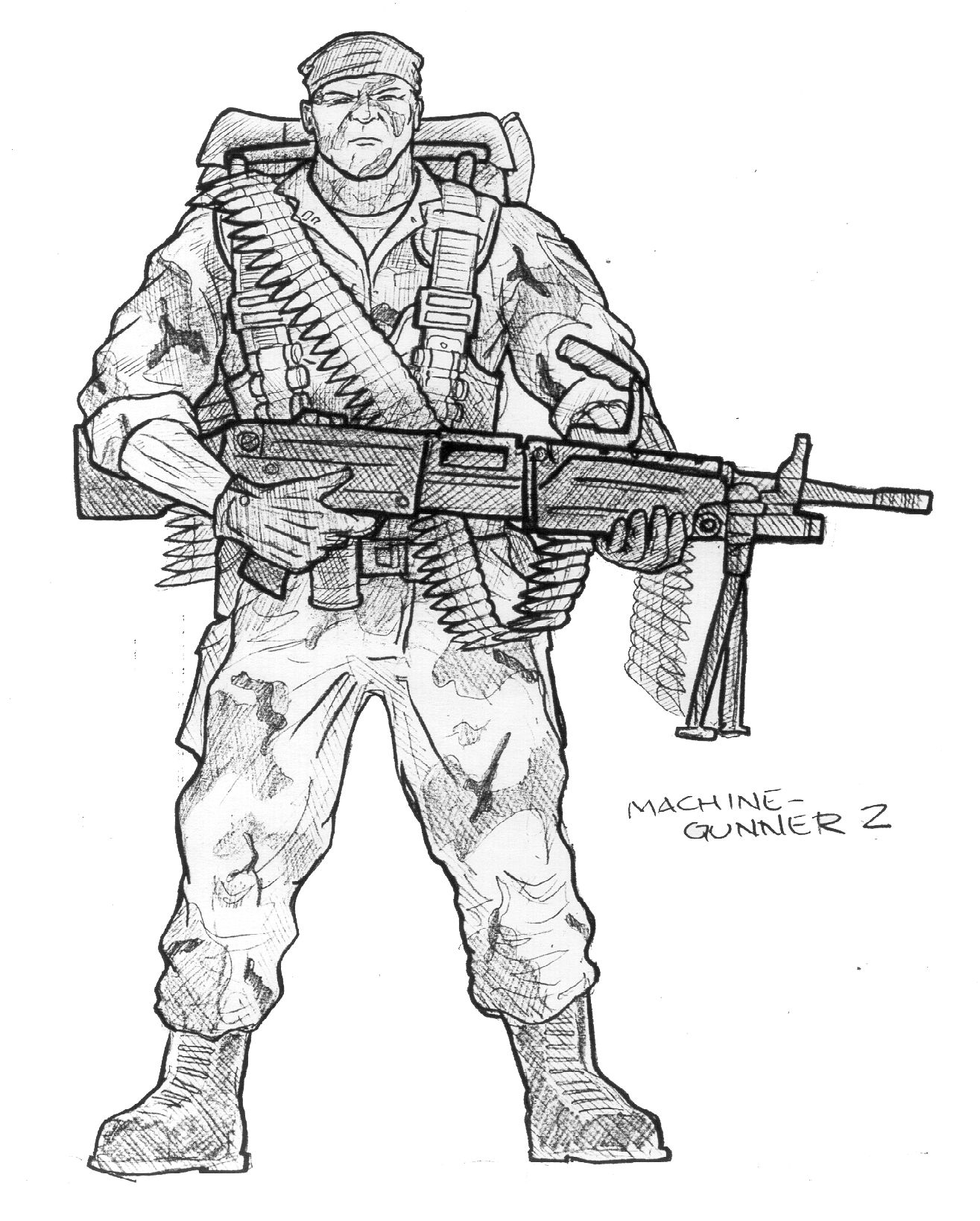 Российский военный спецназ раскраски распечатать