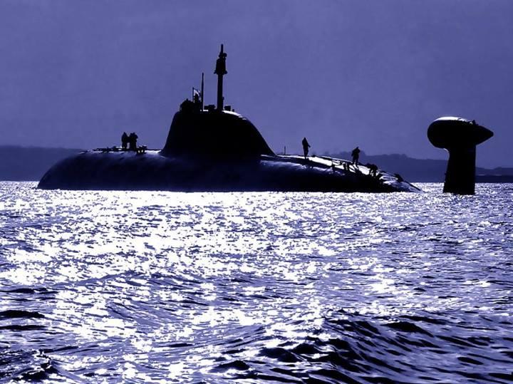к-152 подводная лодка