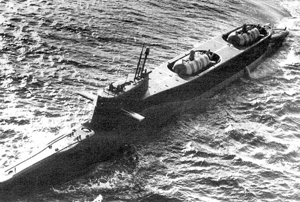940 проект лодки
