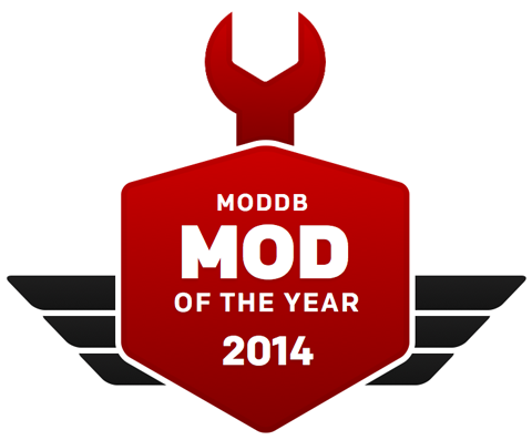 5th place of the Mod of the Year 2014 Competition