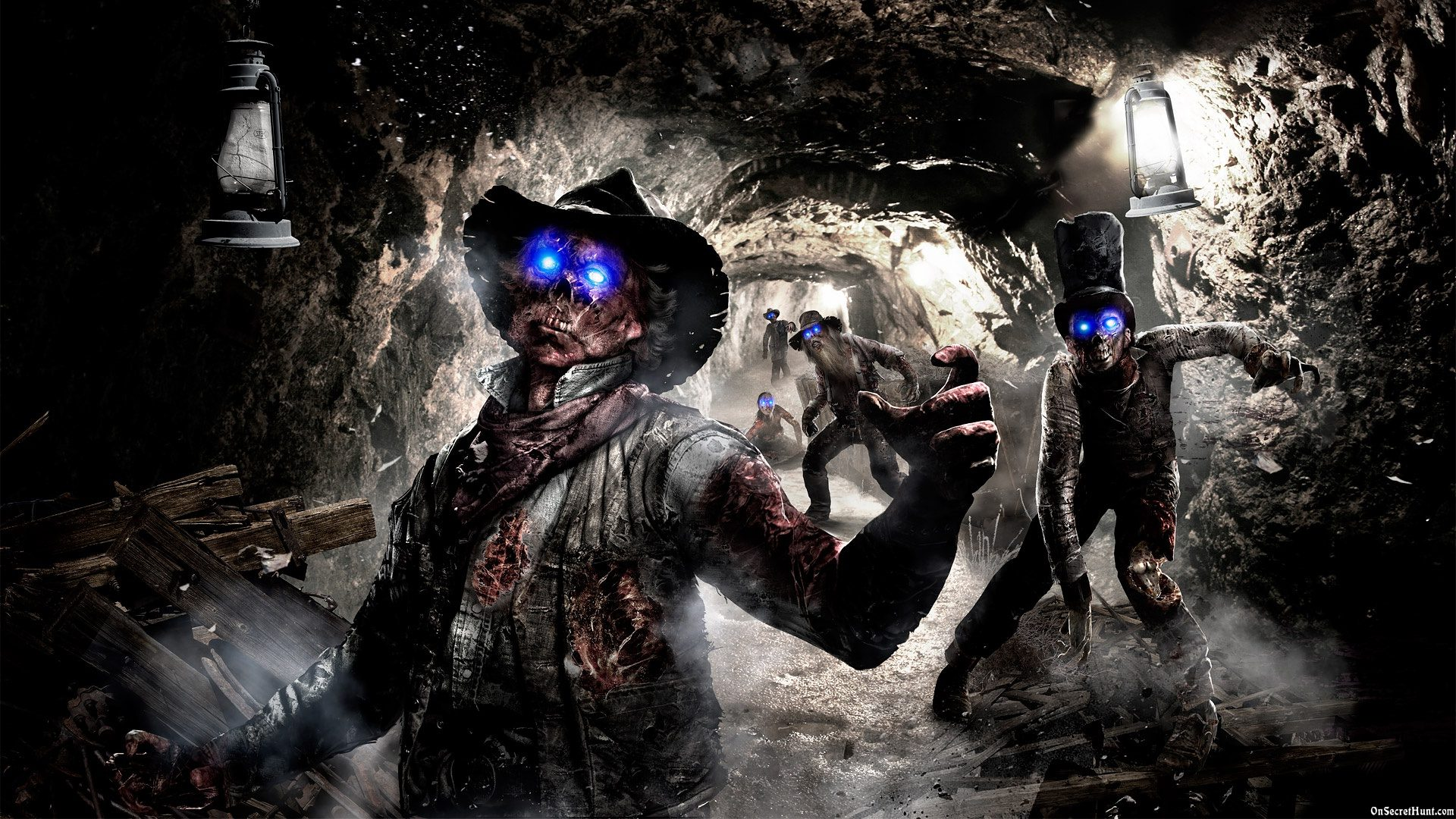 Buried image - Call of Duty : Zombies - Custom Zombie maps & More ...