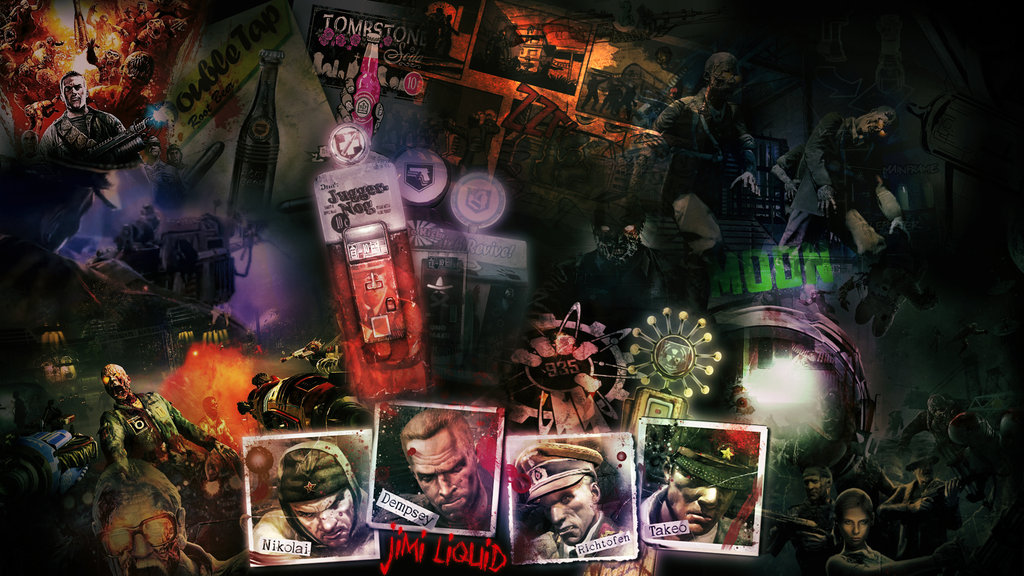 Call of Duty : Zombies - Custom Zombie maps & More group ...