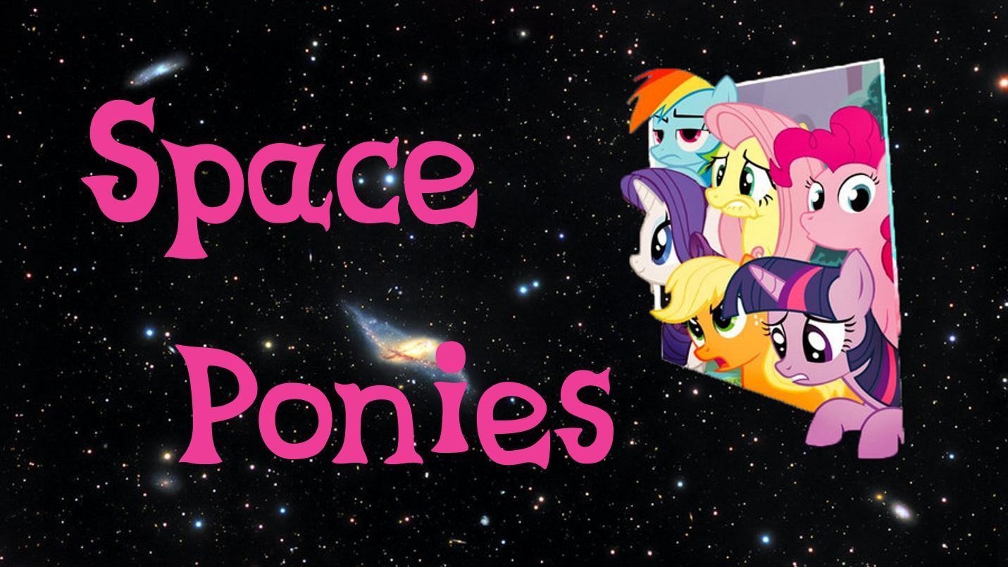 Space Ponies Logo