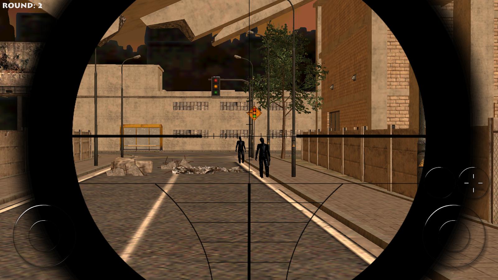 SNIPECORE: FRANCOTIRADOR 3D HD - screenshot