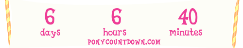PonyCountdown.com