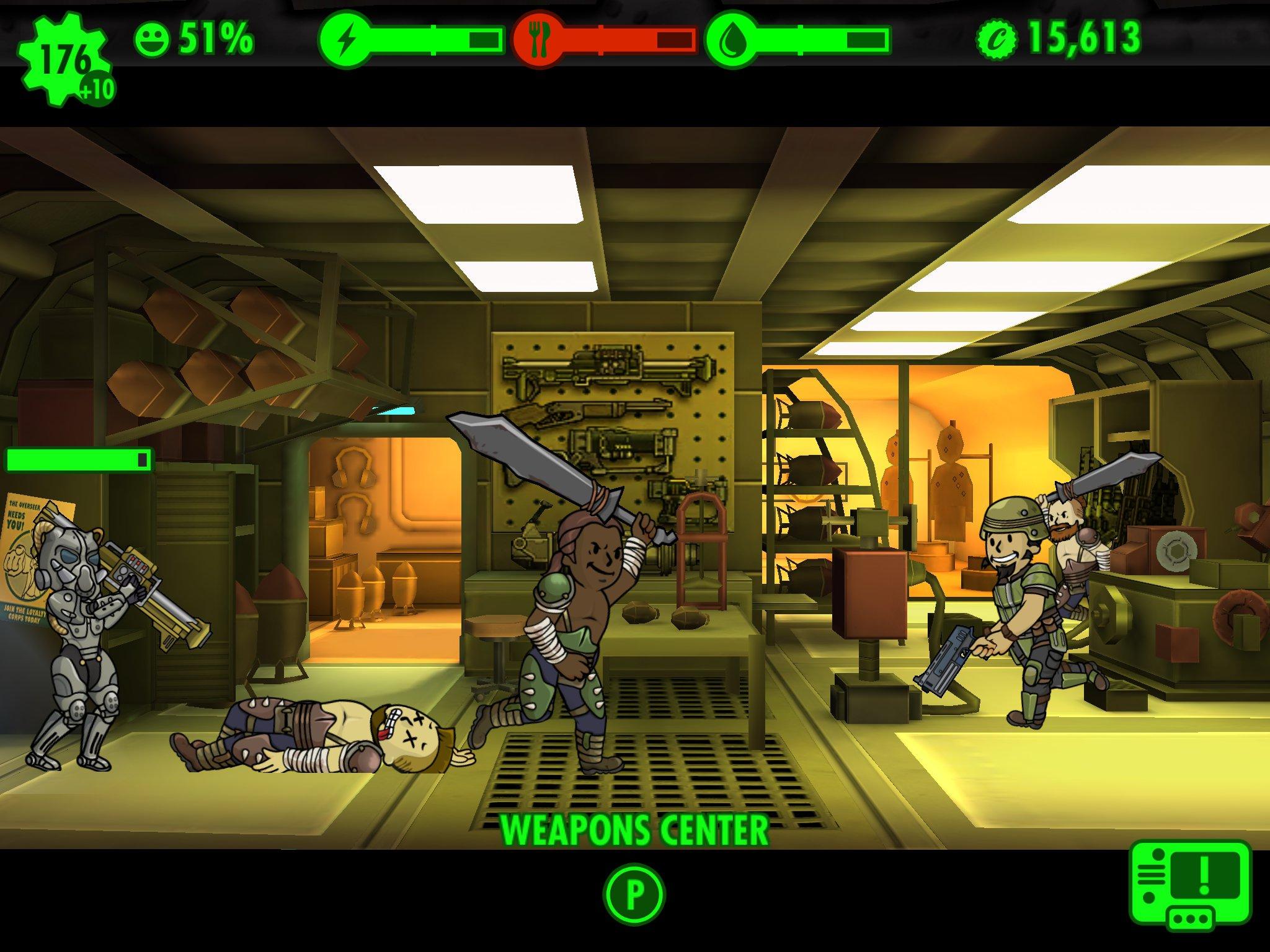 Favorite Fallout  Build