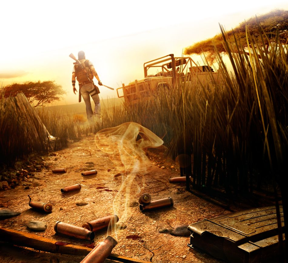 Far Cry 2 Mapping Competition