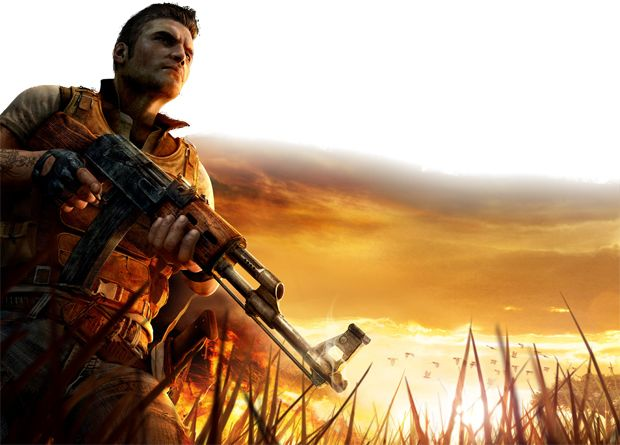 Far Cry 2 Competition Winners
