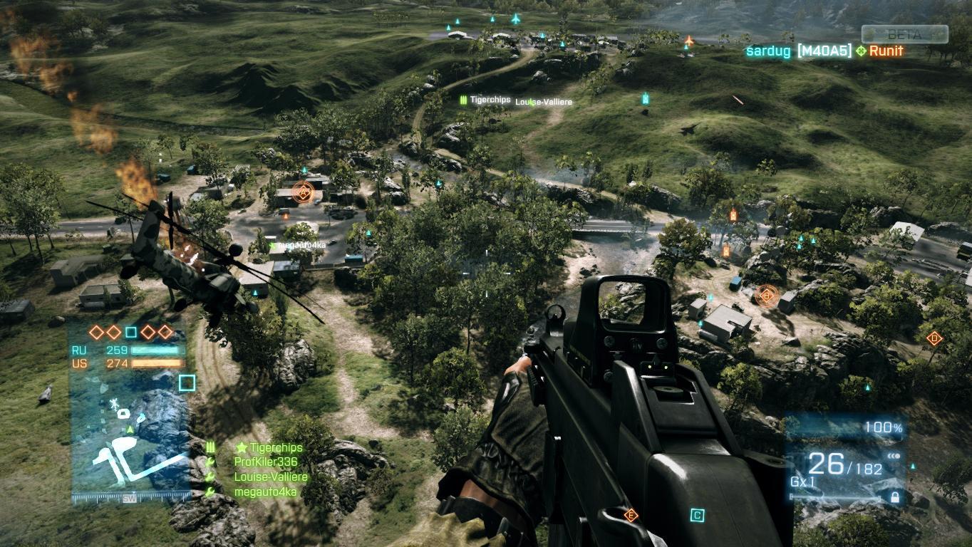 Bf3 Caspian Border Moments Image