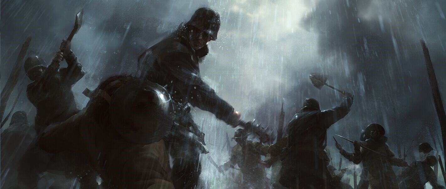 Battlefield 1 concept art image mod db - Battlefield v concept art wallpaper ...