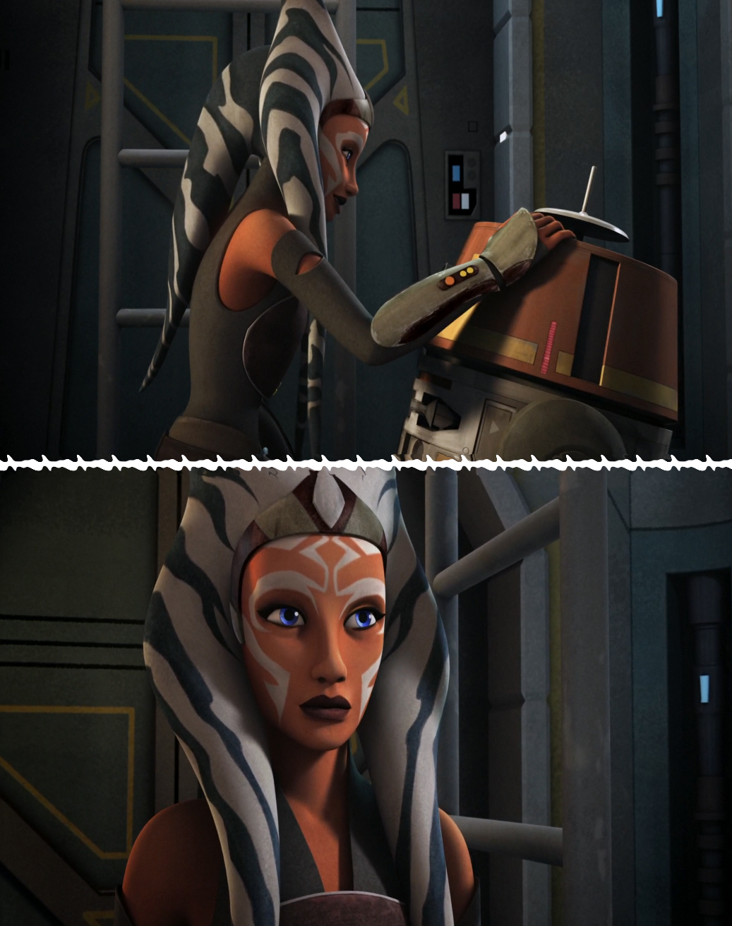 Star wars ahsoka nackt video dounlaud exploited toons