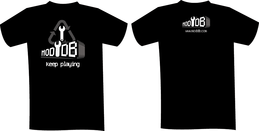 black t shirts template - photo #46