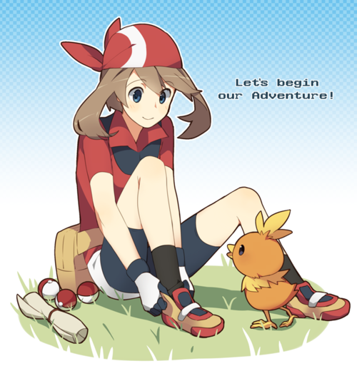 may the pokemon trainer porn