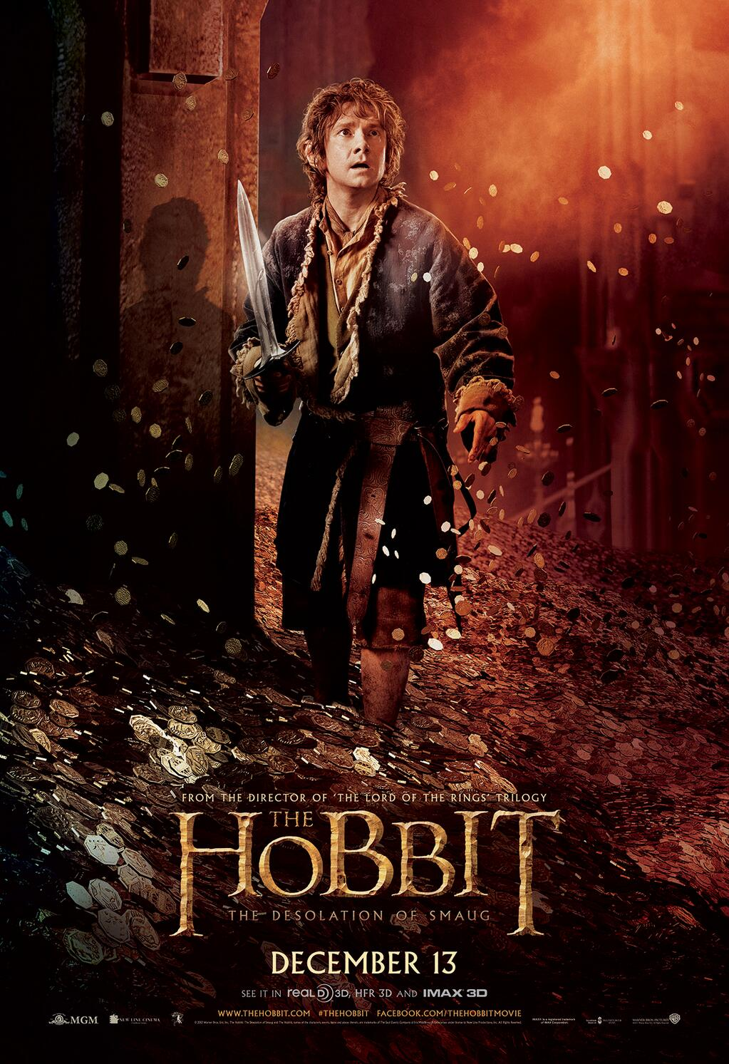Add Media Report RSS The Hobbit 2 Desolation Of Smaug Wallpaper B View Original