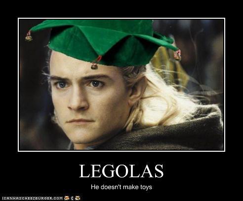 Add media Repor... Legolas's Eyes