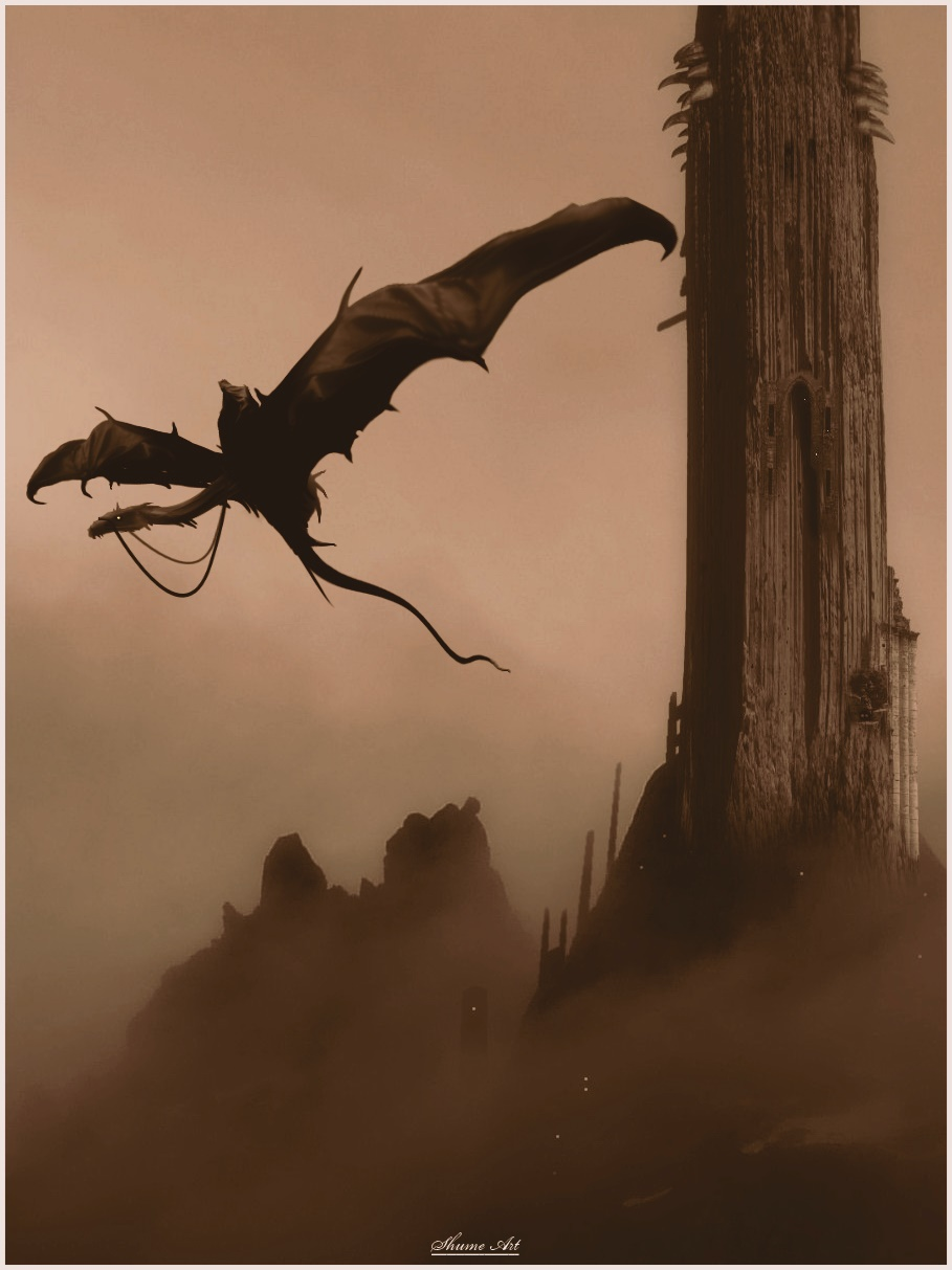 Nazgul_and_the_Dark_Tower_by_SHUME_1.jpg