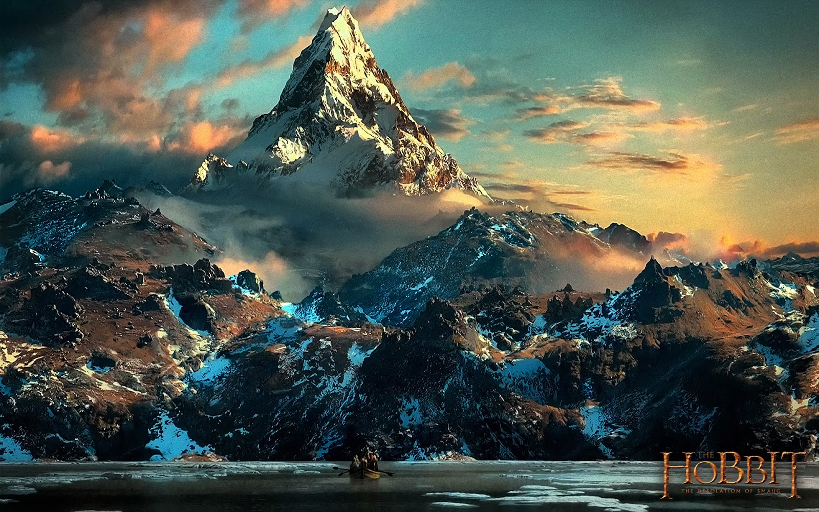 The lonely mountain walpaper image the fellowship mod db - La ilaha illallah hd wallpaper ...