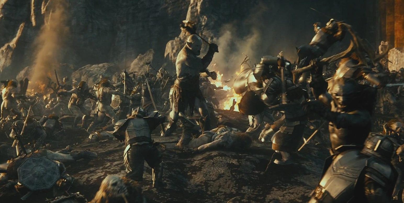 Battle Of Azanulbizar