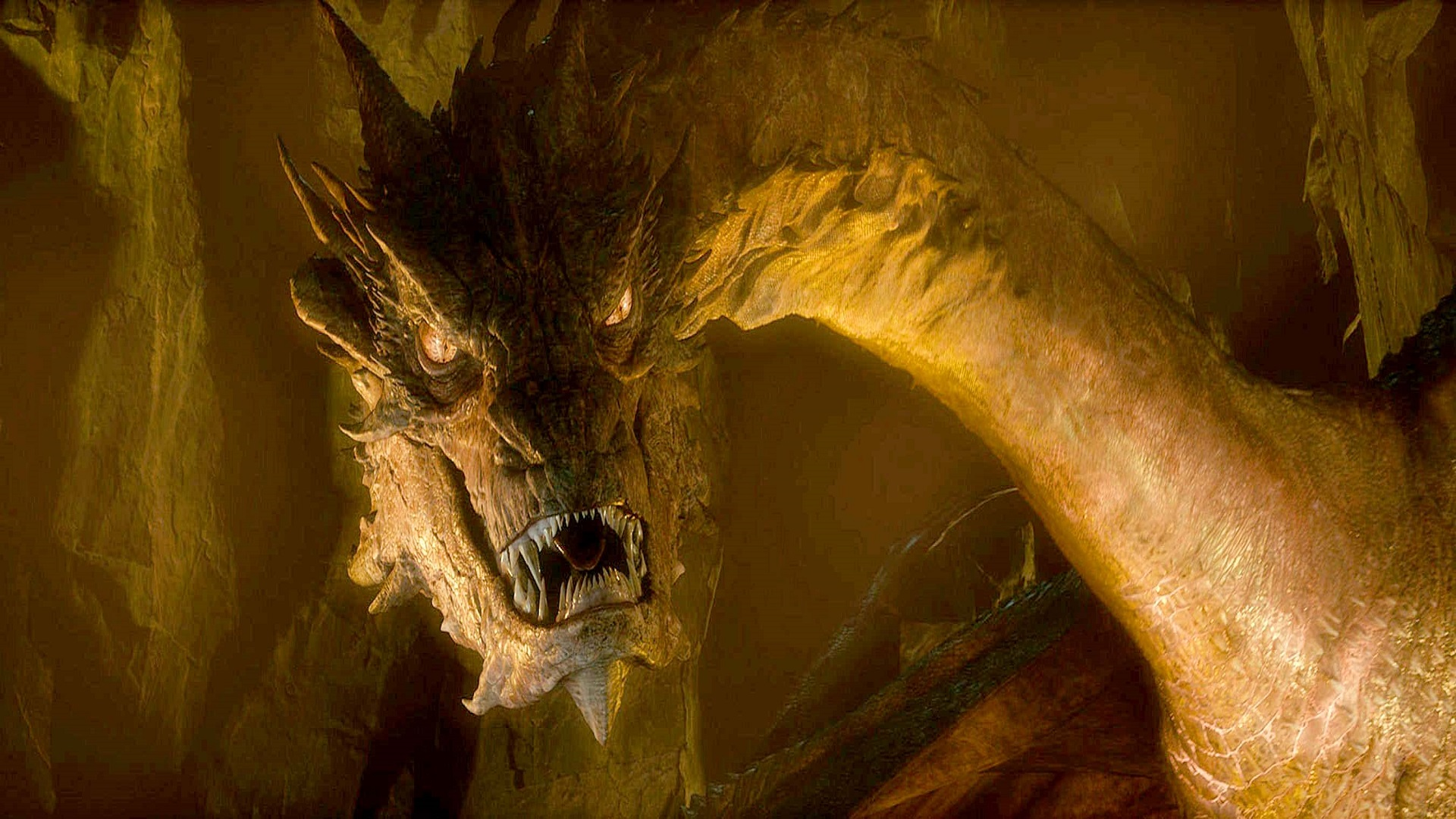 smaug the dragon hobbit - photo #22