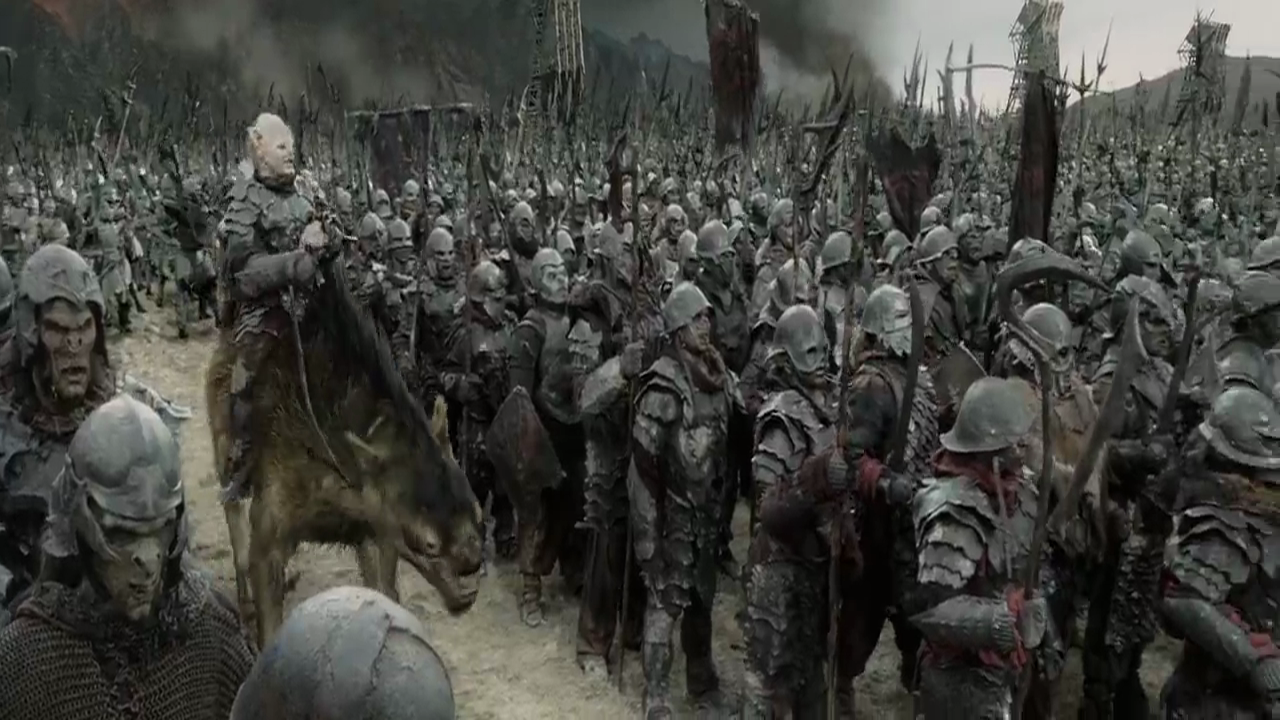 Orcs Are Ready To Fight Image The Fellowship Mod Db