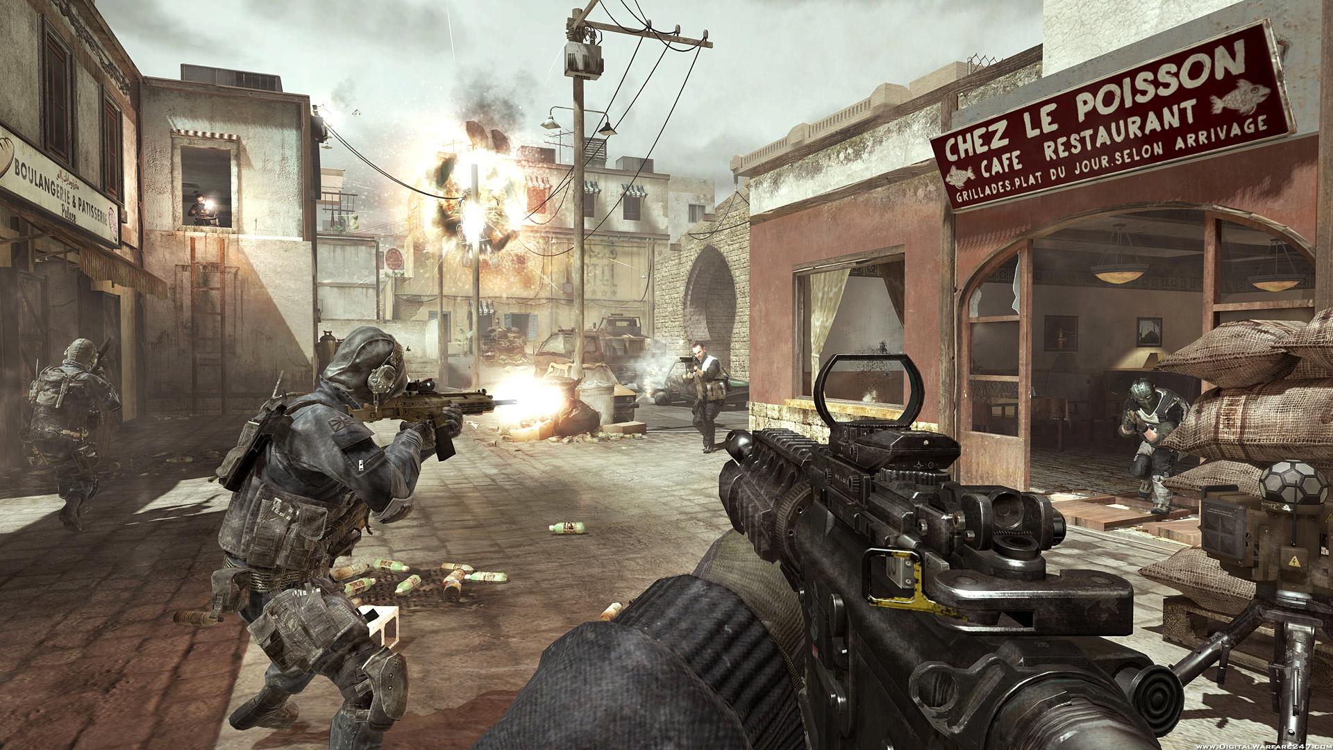 Modern Warfare 3 Screenshots image - Call of Duty Fans - Mod DB