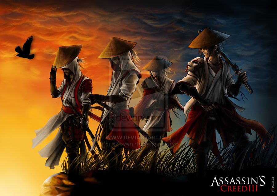 Assassin's Creed: Feudal Japan (fan-made concept) image ...