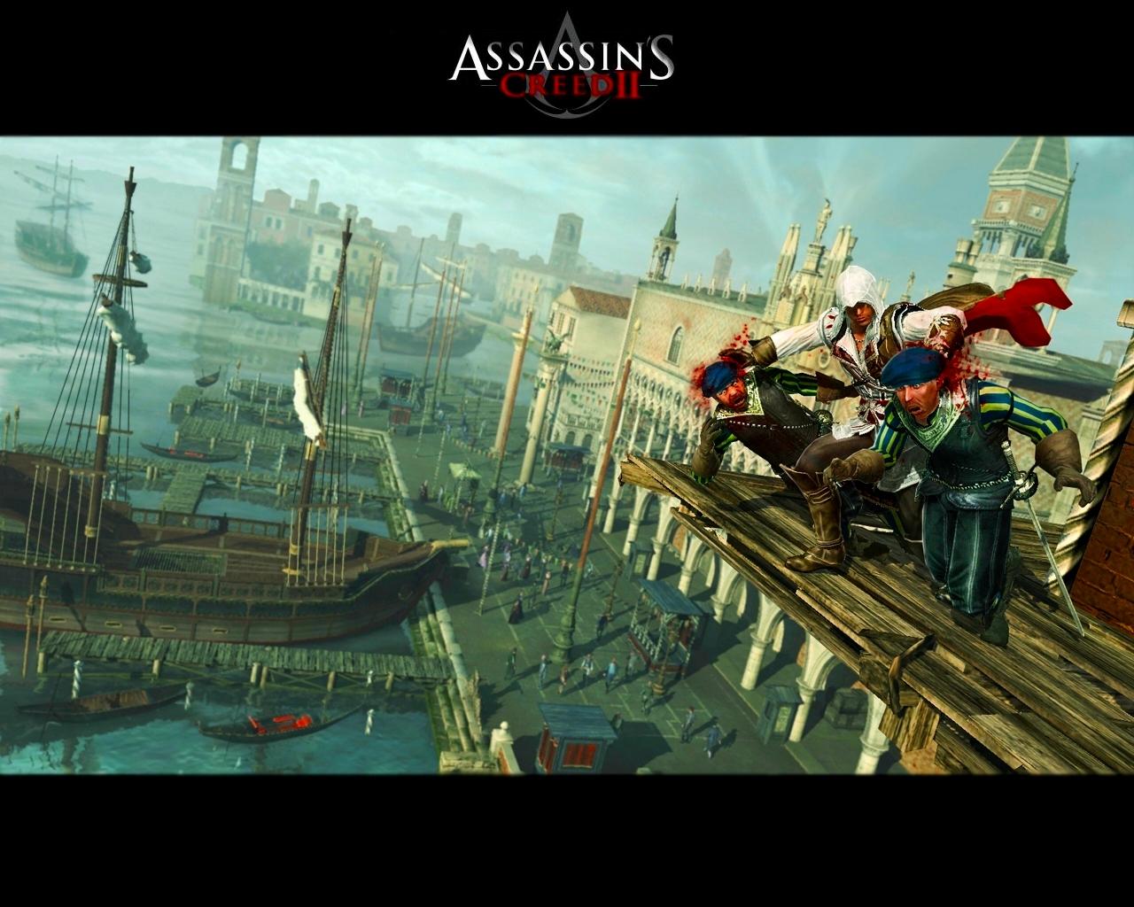download assassins creed 2 - 1280×720