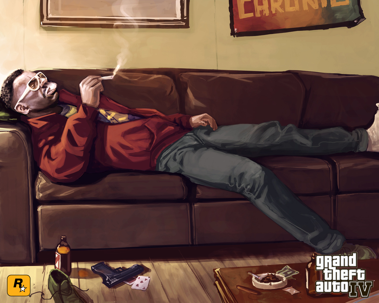 GTA IV Wallpapers
