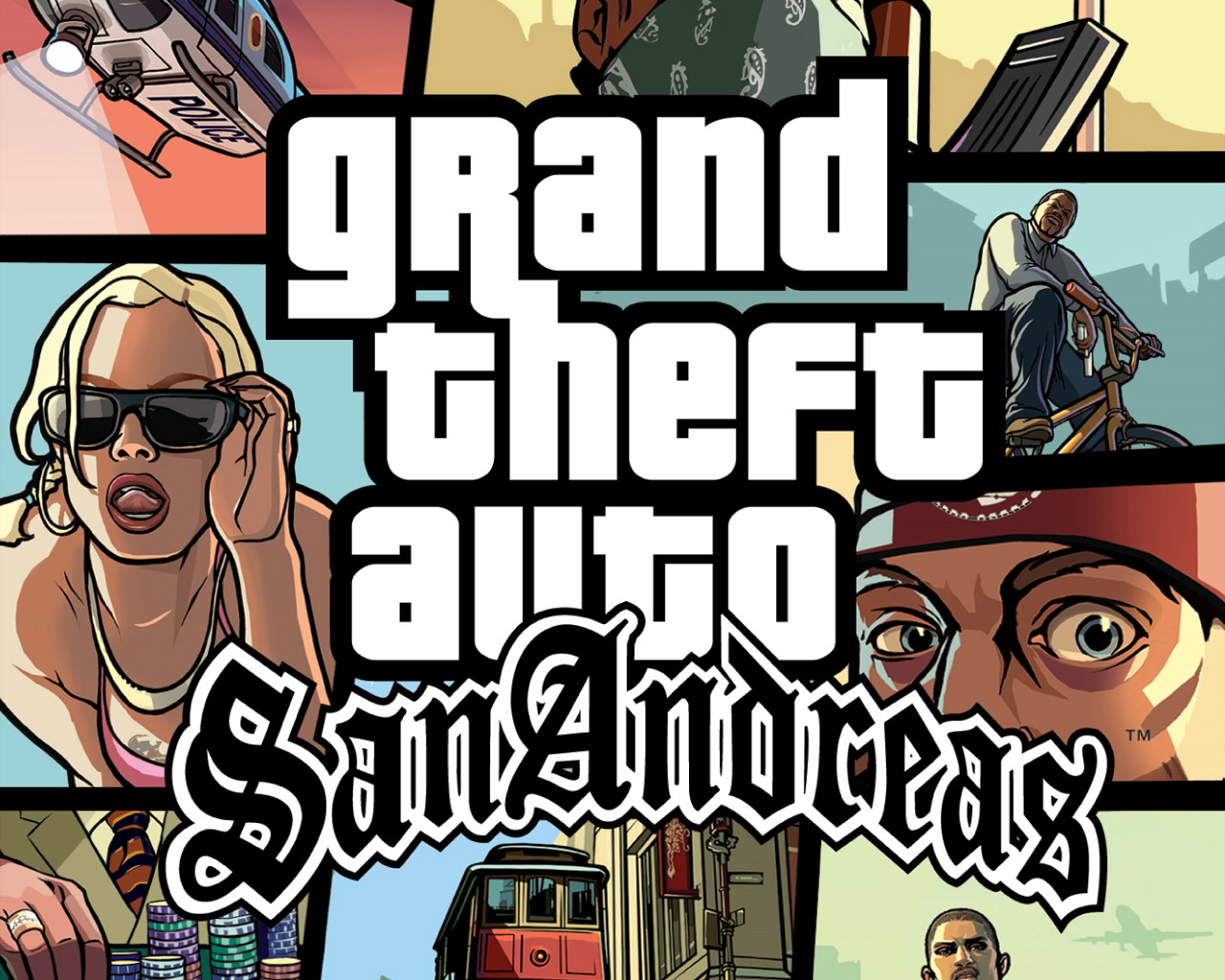 Gta San Andreas Wallpaper Embed Share View Previous Next