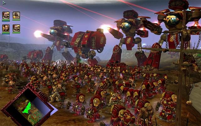 dawn of war titanium wars dark crusade