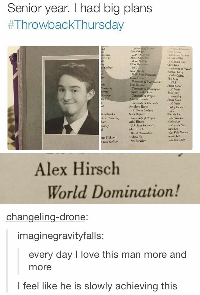 alex hirsch fox