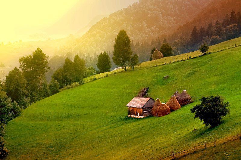 Landscape 10 image romania mod db for Romania landscape