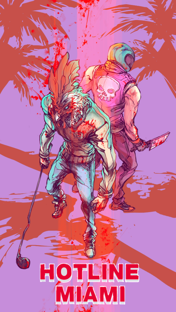 Hell Yeah Image Hotline Miami Fan Group Mod Db