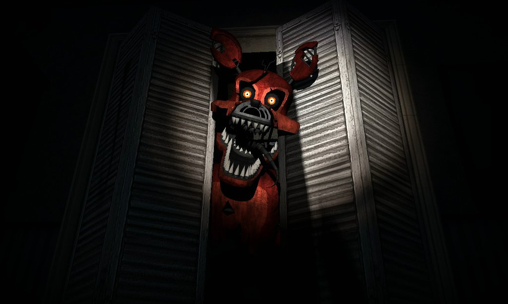 FNaF Fan Games and Theories group
