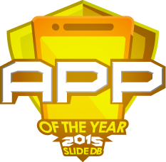 Vote for us in the 2015 App of the Year Awards