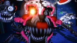 Mangle image - FNAF 4 Halloween update - Mod DB