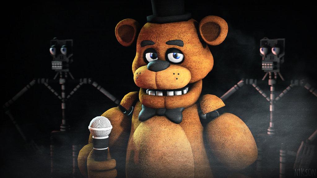 Freddy fazbear sfm image fnaf theories arts and more mod db