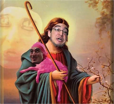 Papa Franku Our Meme Lord Savior Of The Internet