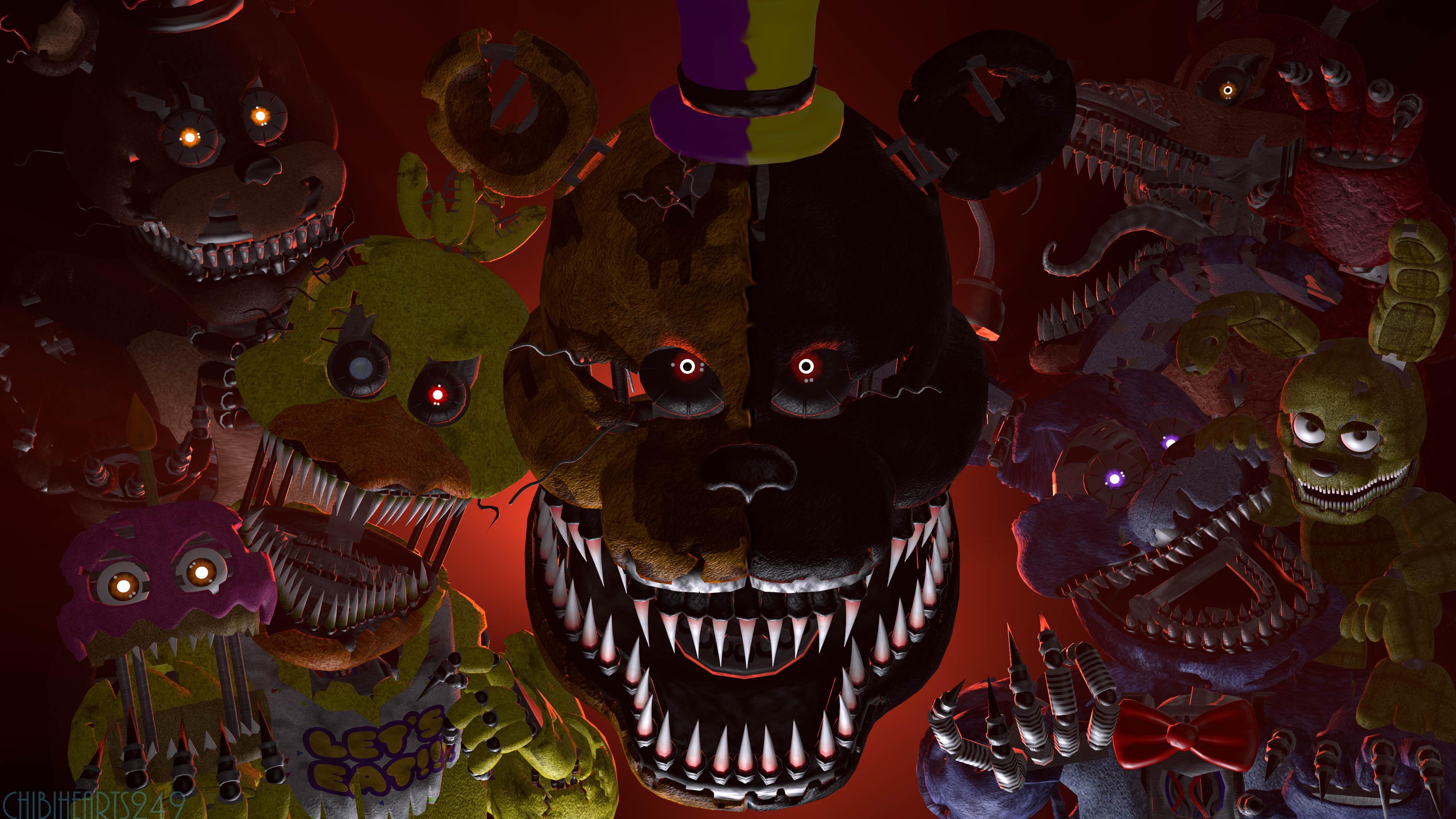 Image 5 - Five Nights at Freddy's Secret Club - Mod DB