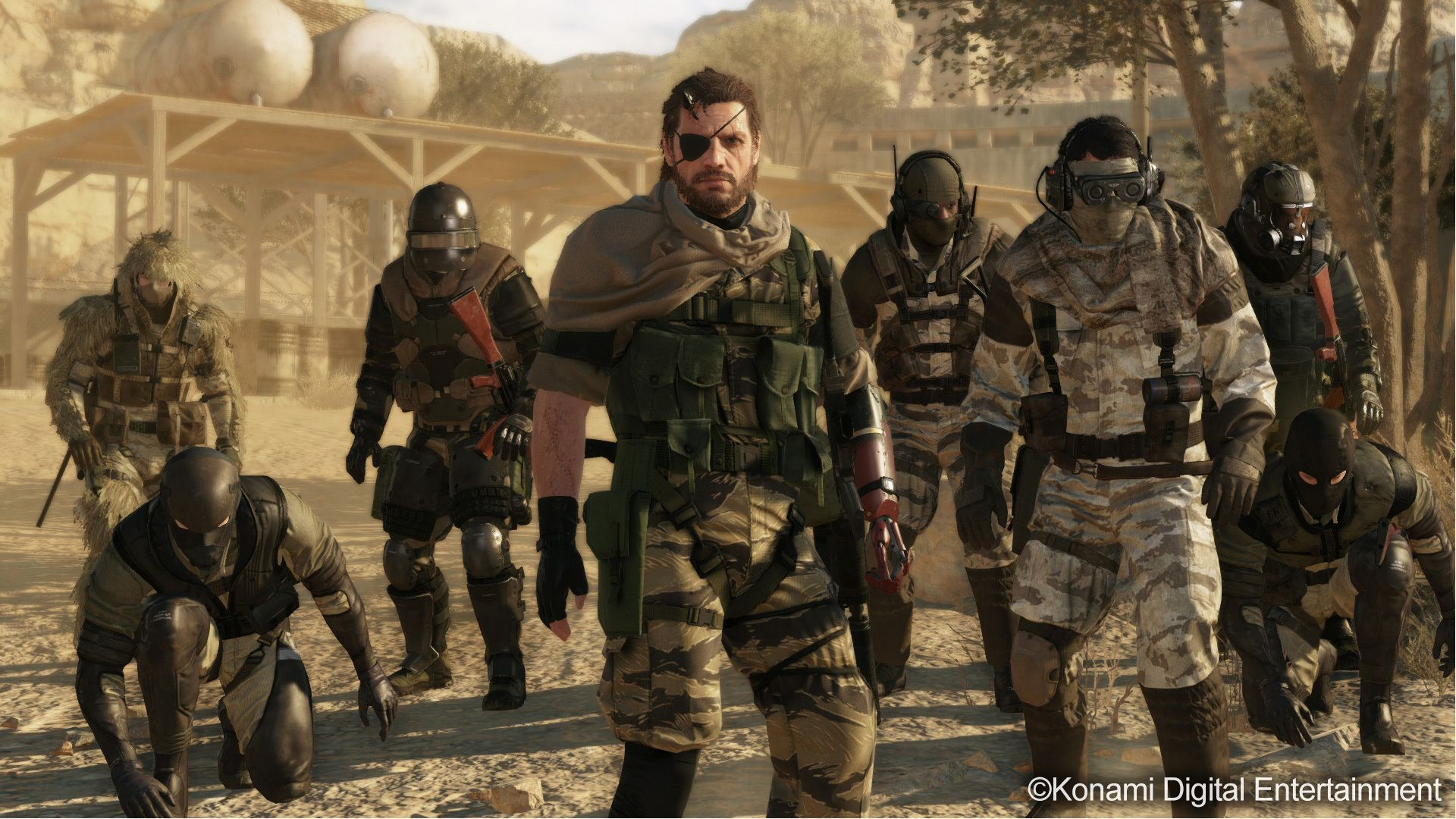 metal gear solid v the phantom pain image - ghostkiller_485 - mod db