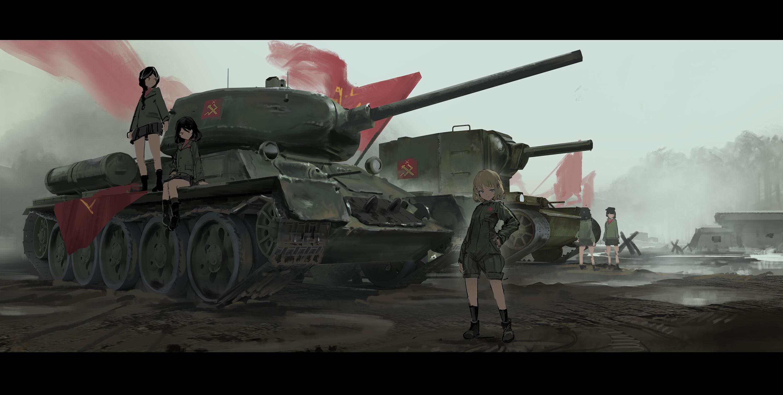girls and panzer stream