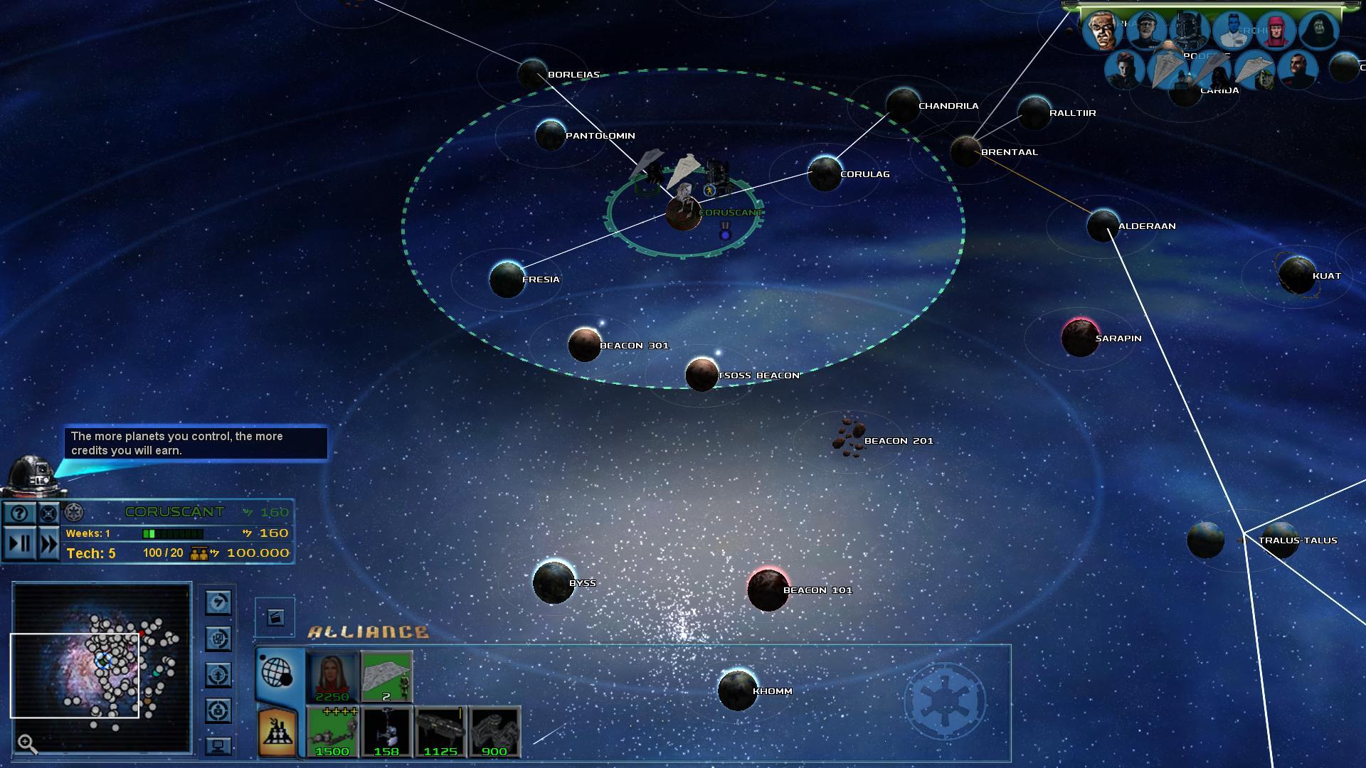 FOC Alliance Rebellion Addon