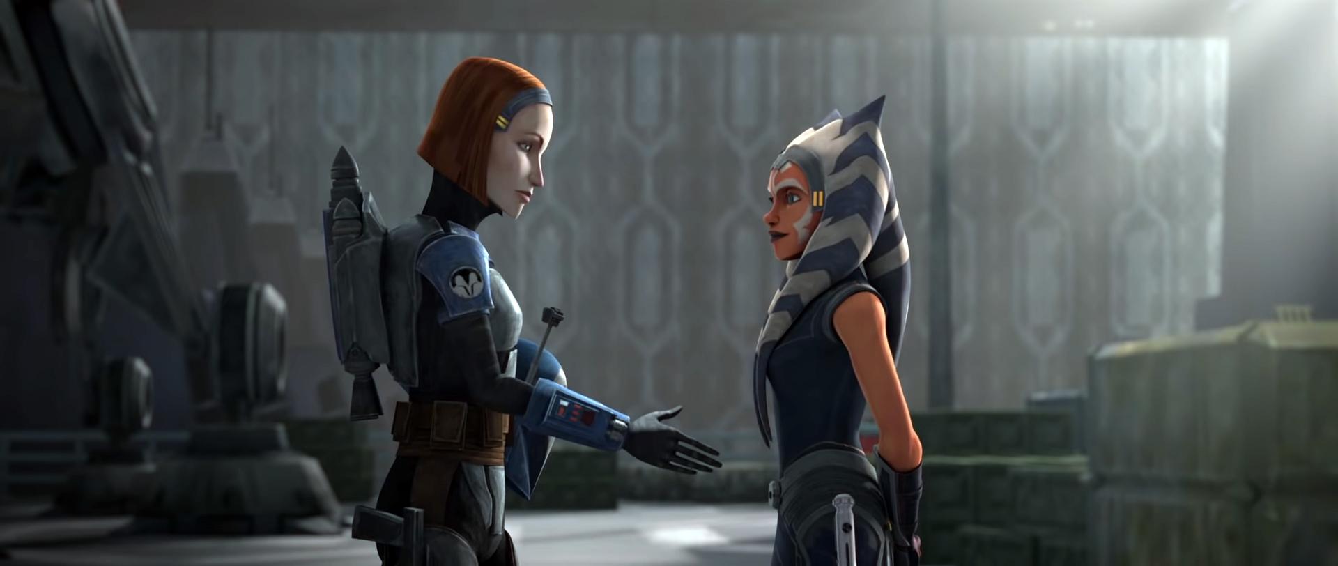 , Clone Wars 7 è epico come L'Ascesa di Skywalker, è Star Wars allo stato puro, Star Wars Addicted
