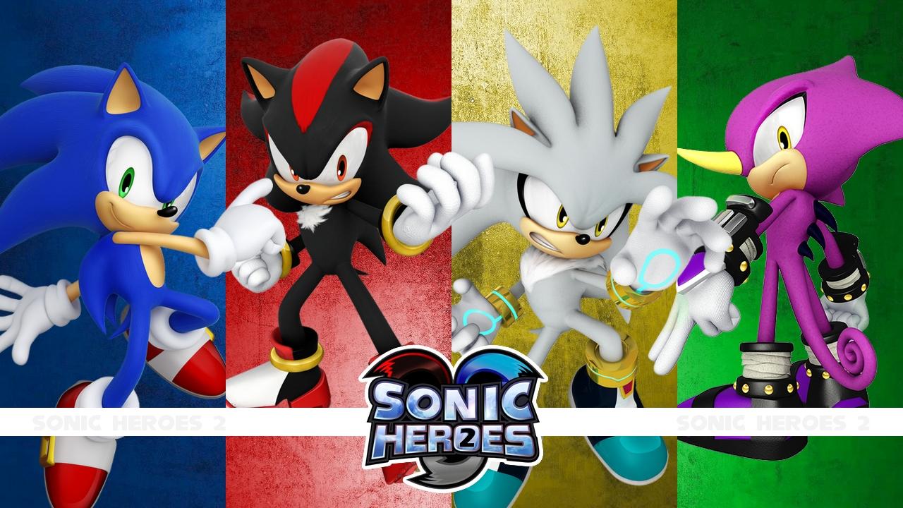 Sonic heros 2