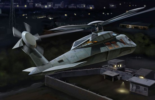 Stealth helicopter - Operation Neptune Spear image ...